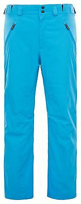 The North Face Ravina Blue Aster Men's Ski / Snowboard Trousers Small Regular