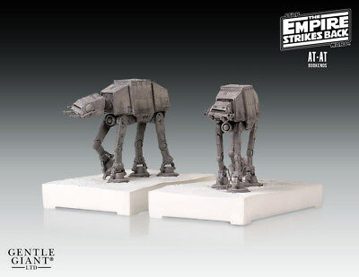 Gentle Giant STAR WARS AT-AT BOOKENDS Statue Limited /850 Empire Strikes Back