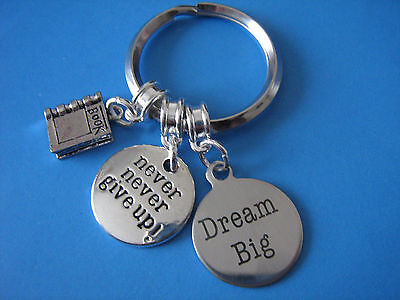 Off to University Keyring Good Luck Gift for a Son Daughter Off to College Gift