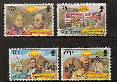 ST.HELENA SG810/13 2000  500th ANNIV OF THE DISCOVERY OF ST.HELENA  MNH