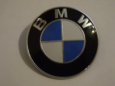 original bmw emblem 82 mm 1er 2er 3er 4er 5er. Black Bedroom Furniture Sets. Home Design Ideas