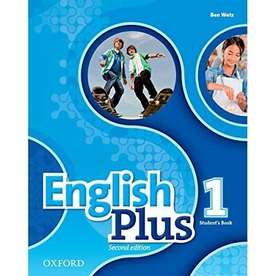 English Plus: Level 1: Student's Book - Paperback NEW  2016-01-14