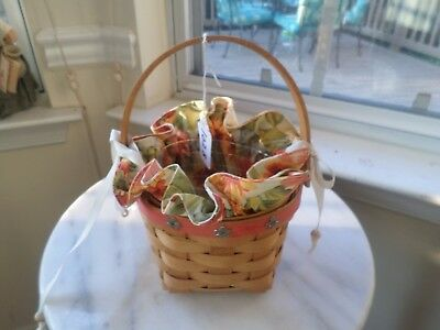 Longaberger  Mothers Day Basket Combo Sunflower Basket Combo