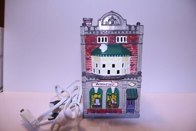 Antique Shop Department 56 Snow Village Boxed Rarely Displayed