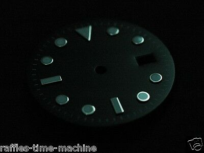 Sterile Submariner Sub Watch Dial for ETA 2824 2836 Movement w/ date
