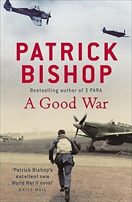 A Good War by Bishop, Patrick Paperback Book The Cheap Fast Free Post
