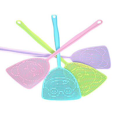 4 Pcs 44.5 cm Fly Swatter Prevent Pest House Home Kitchen Mosquito Tool Plastic