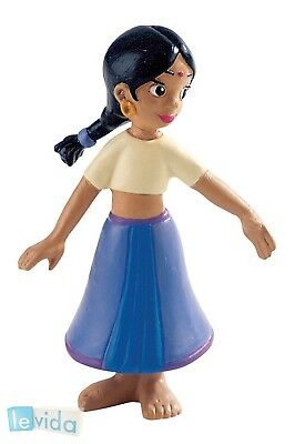 Shanti figure from Disney's - The Jungle Book - BULLYLAND 12378