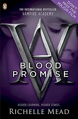 Vampire Academy: Blood Promise (book 4)-Richelle Mead
