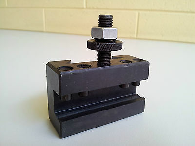 Quick Change Tool Post Holder #250-202