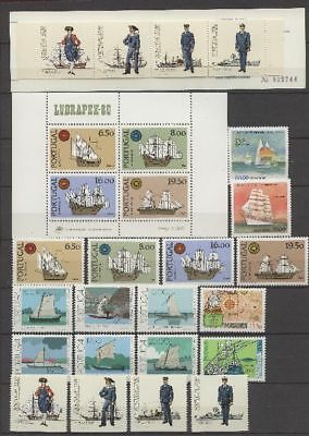 Schiffe, Ships - Portugal - ** MNH