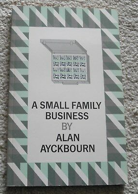 A Small Family Business By Alan Ayckbourn. Ff 1987.