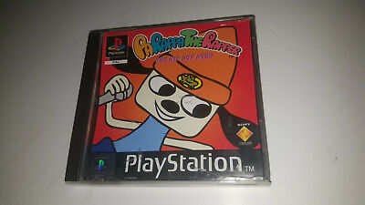 * Sony Playstation One Game * PARAPPA THE RAPPER - THE HIP HOP HERO * PS1 N