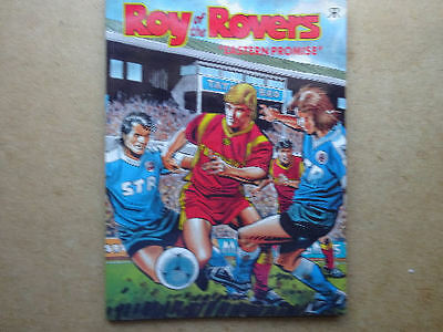 'roy Of The Rovers' Eastern Promise. Ravette Books. First Edition, 1993.