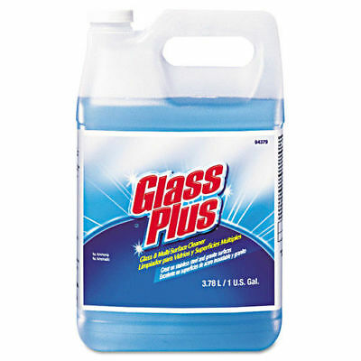 Diversey Glass Cleaner, Floral, 1gal Bottle, 4/carton  94379 New