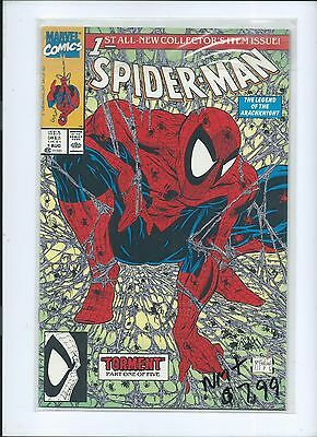 Spider Man 1 Torment Aug 1990 McFarlane Marvel Comics