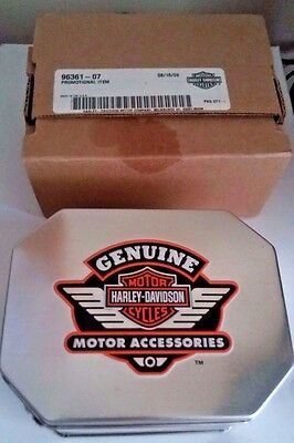 Harley Davidson 2006  Willy G Limited Edition Series #1 Belt Buckle New In Tin !