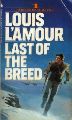 Last of the Breed by L'Amour, Louis Paperback Book The Cheap Fast Free Post