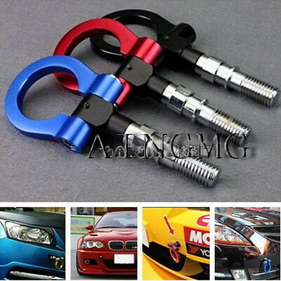 Racing Style Portable Emergency Car Trailer Tow Fron Hook for Audi VW Dedicated