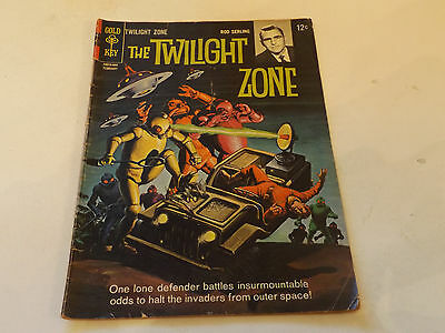 THE TWILIGHT ZONE PICTURE LIBRARY,NO 14,1966 ISSUE,GOOD FOR AGE,51 yrs old,RARE.