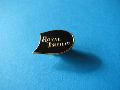 Royal Enfield Motorcycle pin badge. Metal / Enamel.