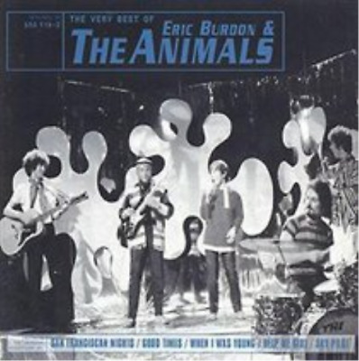 Eric Burdon and The Animals-The Very Best Of Eric Burdon & The Animals  CD NEW
