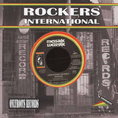 "Tetrack / Augustus Pablo & The Rockers Internat (Vinyl 7"" - 1978 - FR - Reissue)"