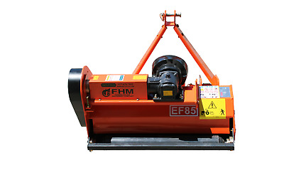 "33"" Field Flail Mower Cat.I 3pt 15HP+ Rating (FH-EF85)"
