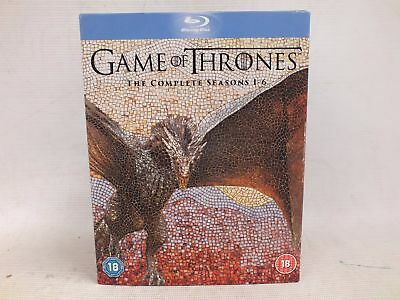 Game of Thrones Seasons 1 - 6 Blu Ray Complete Series 1 2 3 4 5 6 Region 2 - A07