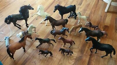 Lot of Breyer Horse Horses 17 Collection & Battery Operated