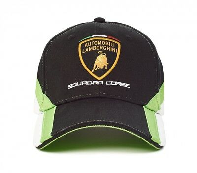 Lamborghini  Ball Cap / Hat In Black