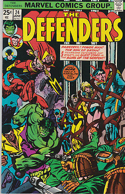 The Defenders     # 24    1975        VF/NM