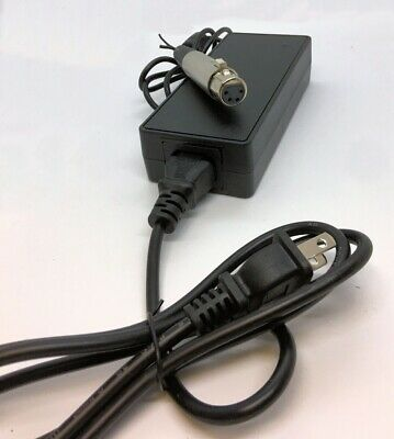 NEW XLR 4-Pin 12V 5A 60 watt Video Camera Audio Pro AC Power Supply Adapter