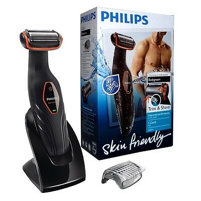 PHILIPS BG2024 Mens Waterproof Body Hair Trimmer Shaver Groomer NEW 2YR WARRANTY