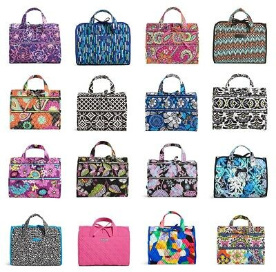 NWT Authentic Vera Bradley Hanging Travel Organizer