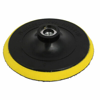5-inch Diameter Roloc Disc Pad Holder without Shank