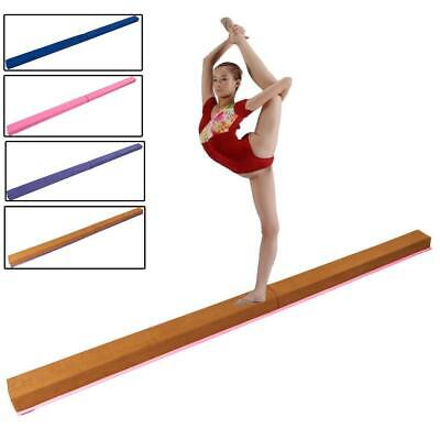 Sectional Balance Beam for Gymnastics Performance Floor Training Slip Resistant