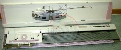 WeaveR KH260 Punch Card Chunky Knitting Machine