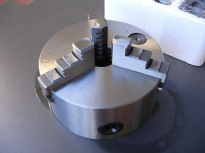 "100mm (4"") - 3 Jaws Self-Centering Metal Lathe Chuck"