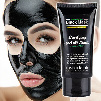 Deep Cleansing Black MASK purifying peel-off mask Clean Blackhead facial