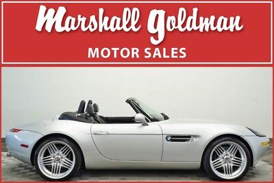 2003 BMW Z8 Base Convertible 2-Door 2003 BMW Z8 Alpina in titanium Silver Metallic Black leather only 5,000 miles.