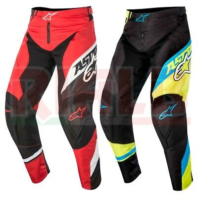 Alpinestars Motocross Quad Vented Breathable RACER SUPERMATIC Pants