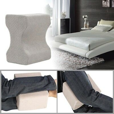 High Density Memory Foam Leg Foot Rest Raiser Support Bed Pillow Cushion Pad