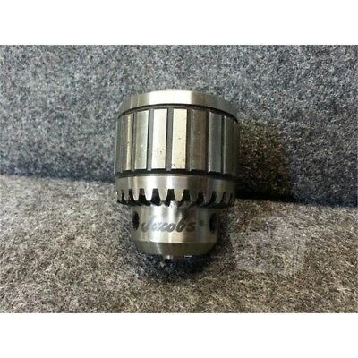 """Jacobs 11N Ball Bearing Super Chuck, Taper Mounted 2JT, Arbor 1/2"""""""