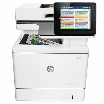 Hewlett-Packard Color Laserjet Enterprise Mfp M577dn, Copy/print/scan B5L46A NEW