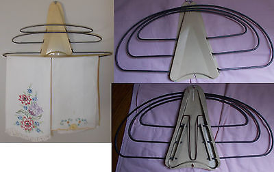Vintage Towel Rack.  1920's-30's.  Kitchen Or bathroom.  9.5 inches tall.