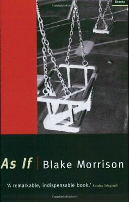 As If by Morrison, Blake Paperback Book The Cheap Fast Free Post