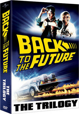 Back to the Future: 25th Anniversary Trilogy [New DVD] Bonus DVD, Anniversary