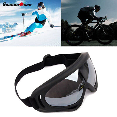 Outdoor Tactical UV400 Windproof Dustproof Goggle Eye Protective Sunglasses