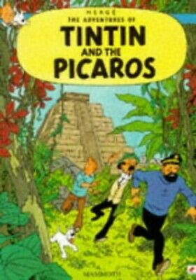 The Tintin and the Picaros (The Adventures of Tintin) by Herge Paperback Book